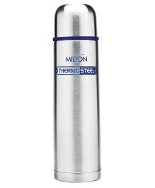 Milton Thermosteel Flask Blue Silver - 1000 ml