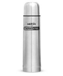 Milton Thermosteel Flask With Plain Lid Silver - 750 ml