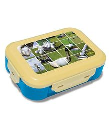Milton Quick Bite Lunch Box - Blue