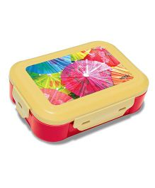 Milton Quick Bite Lunch Box - Red