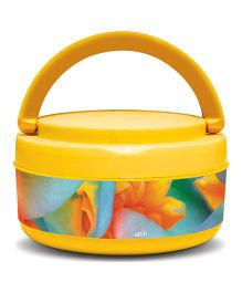 Milton Small Bite Insulated Plastic Lunch Box - Yellow