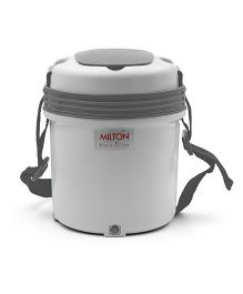 Milton Electron 3 Container Lunch Box Set - Grey