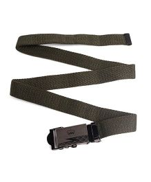 Kid-o-nation Belt With Self Lock - Green