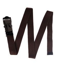 Kid-o-nation Belt With Self Lock - Brown