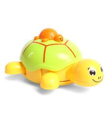 Toymaster Wind Up Turtle Toy (Color May Vary)
