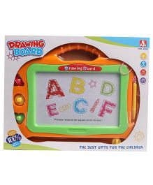 Playmate Magic Doodle Drawing Slate - Orange