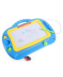 Playmate Magic Doodle Drawing Slate - Blue