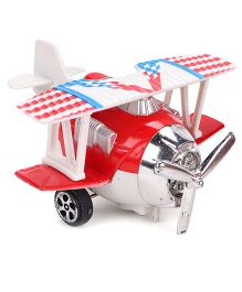 Grv Aeroplane Toy - Red