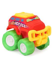 Grv Big Wheel Toy Car - Green Red