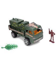 Grv Army Truck - Green