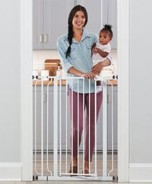 Regalo Easy Step Extra Tall Walk Through Baby Safety Gate