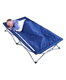 Regalo My COT Portable Toddler Bed - Blue