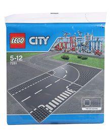 Lego City - Grey