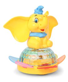 Smiles Creation Happy Elephant Musical Toy - Yellow