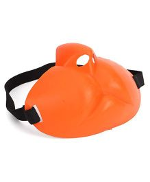 Hanuman Da Damdaar The Mouth Mask - Orange
