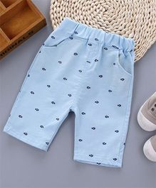 Petite Kids Boys Summer Shorts - Blue