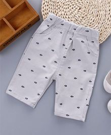 Petite Kids Boys Summer Shorts - Grey