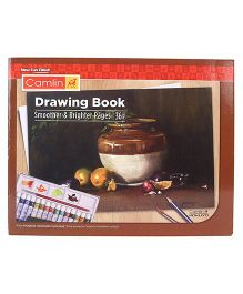 Kokuyo Camlin Drawing Book Large - 36 Pages