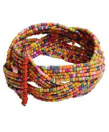 Miss Diva Tangled Stylish Bracelet - Multicolor