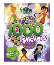 Disney Fairies 1000 Sticker Book - English