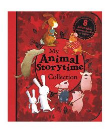 My Animal Storytime Collection Pack of 8 Titles - English