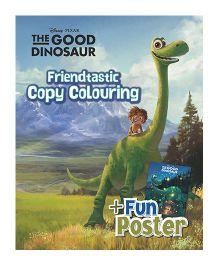 Disney Pixar The Good Dinosaur Friendtastic Copy Colouring - English