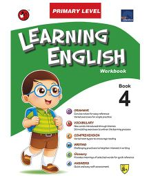 SAP Learning English Primary Level Workbook 4 - English