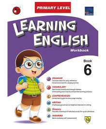 SAP Learning English Primary Level Workbook 6 - English