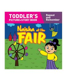 Naisha At The Fair Story Book With Pictures - English