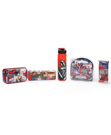 Marvel Spiderman School Kit - Red