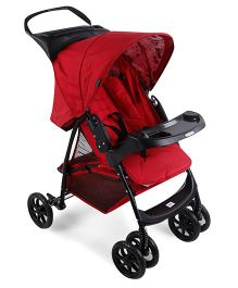 Graco Mirage Plus Stroller Circus - Red