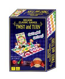 Sterling Deluxe Classic Games Twist and Turn - Purple