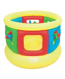 Bestway Jumping Tube Gym Bouncer - Multicolor