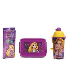 Disney School Kit Rapunzel Theme - Purple
