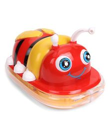 Playmate Bump And Go Bee - Yellow And Red