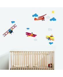 WallDesign Aeroplanes Stickers