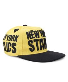 Little Kangaroos Summer Cap - Yellow
