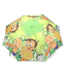 Chhota Bheem Kids Umbrella With Whistle (Colors May Vary)