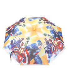 Avengers Kids Umbrella With Whistle (Color May Vary)