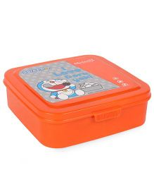 Doraemon Lunch Box - Orange