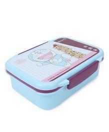 Doraemon Lunch Box - Blue
