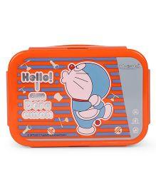 Doraemon Lunch Box - Orange