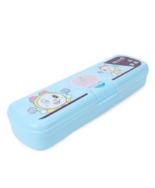 Doraemon Pencil Box - Blue