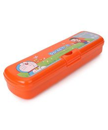 Doraemon Pencil Box - Orange