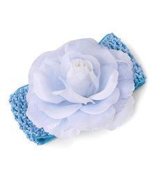 Babyhug Headband Floral Design - Blue