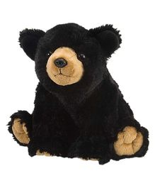 Wild Republic CK Black Bear - Height 30 cm