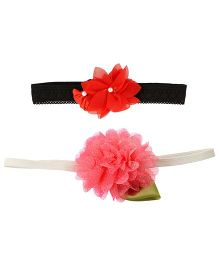 Funkrafts Pretty Flower Headbands - Multicolor