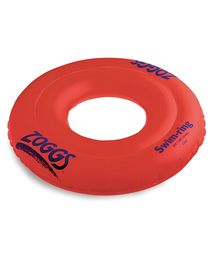 Zoggs Red Swim Ring