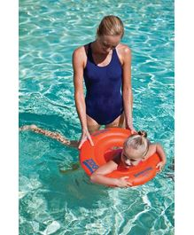 Zoggs Swim Ring - Red