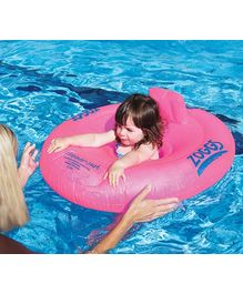 Zoggs Float Seat Trainer Set - Pink